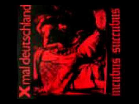 Xmal Deutschland - Incubus Succubus - YouTube
