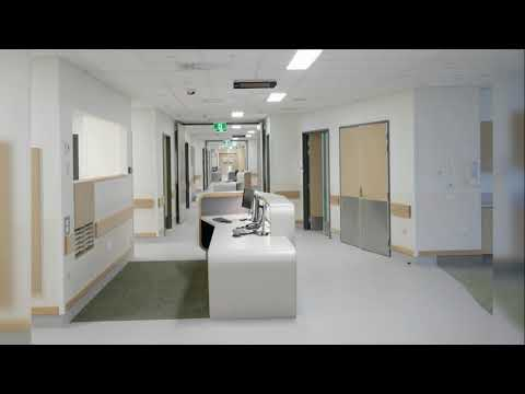 Hospital Door Suppliers