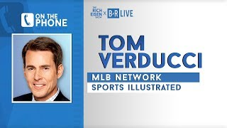 S.I.'s Tom Verducci Talks Astros, Red Sox, & Beltran with Rich Eisen   Full Interview   1/16/20