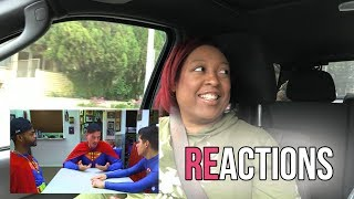 Racist Superman  | Rudy Mancuso, Alesso & King Bach REACTION!