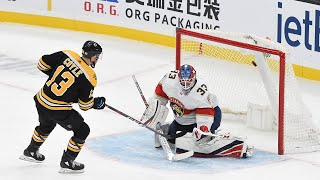 Panthers take Bruins to the shootout to complete the comeback