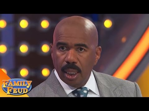 Family Feud Fails Compilation   Family Feud Funny Moments