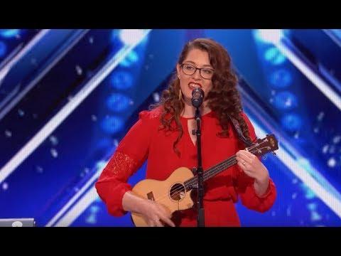 Mandy Harvey [Legendado PT-BR] - Got Talent | Jovem surda canta música própria e encanta a todos.