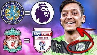 WHAT IF THE LEAGUES WERE FLIPPED? FIFA 19 Experiment