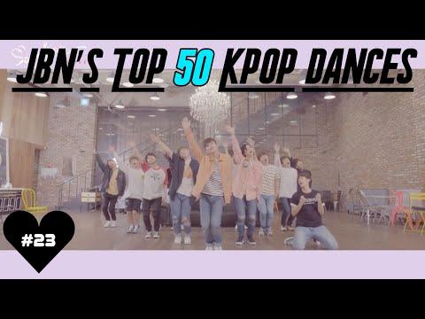 My Top 50 K-Pop Dances