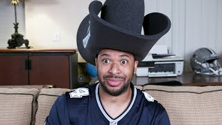 Cowboys Fans During the Lions Game