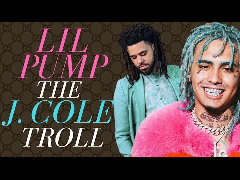 How Lil Pump Out-Trolled J. Cole