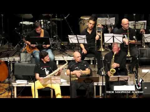 Vikingo - Teror Saxophone Academy 2014