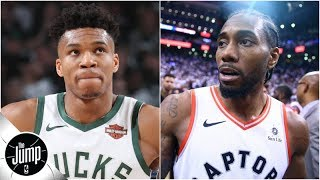 The Raptors have 'demons' on defense, and that could shut down Bucks - Brian Windhorst   The Jump