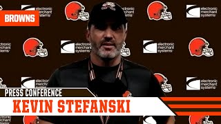 "Kevin Stefanski: ""We have to make every day count"" 
