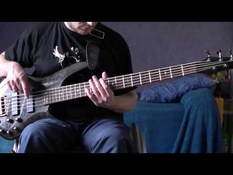 Baixar Muse - Hysteria (bass cover) HD