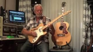 Summer Wine - Nancy Sinatra & Lee Hazlewood ( played on guitar by Eric )