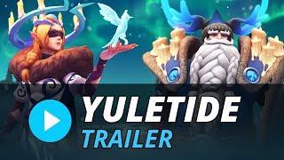 Battlerite celebrates the Yuletide season