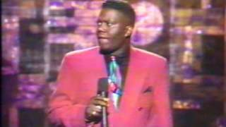 Bernie Mac on Arsenio Hall Show 1994!