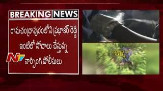 ORR deaths: Narsingi police raid Prabhakar Reddy's house..
