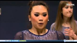 Peng-Peng Lee (UCLA) 2016 Vault vs Cal 9.875