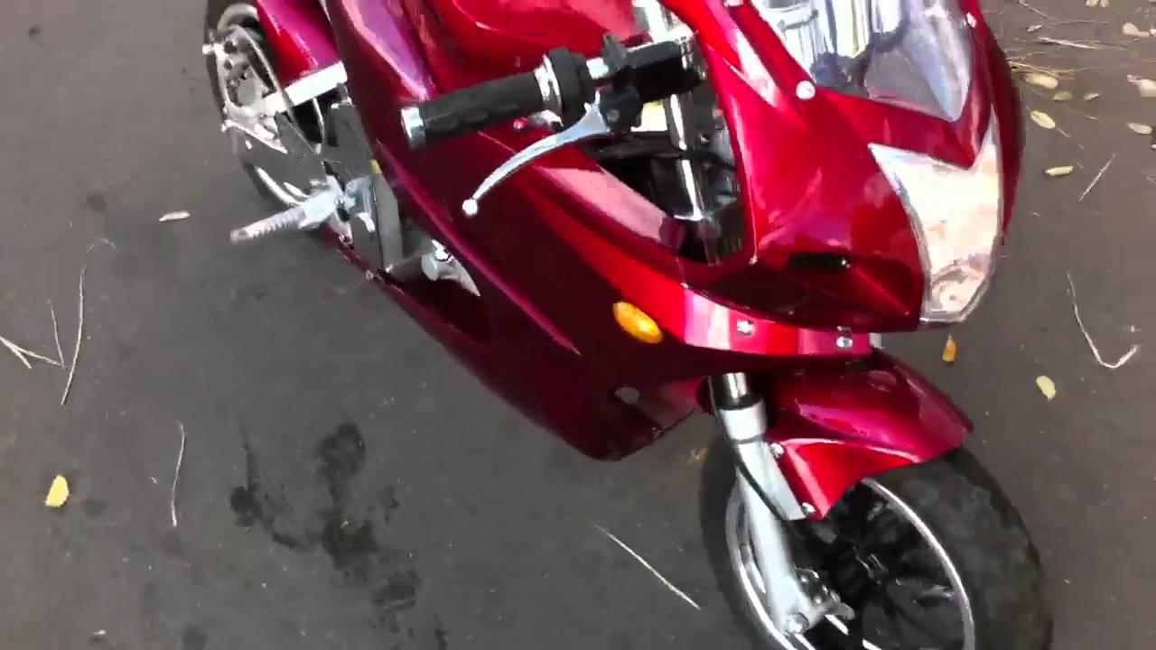 X18 Pocket Bike For Sale Craigslist