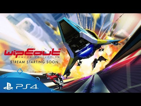 WipEout Omega Collection - #wipEoutLive | PS4