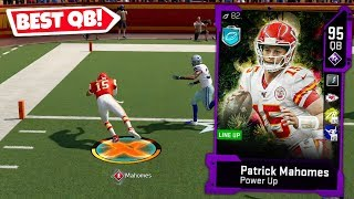 PATRICK MAHOMES WITH ESCAPE ARTIST ISNT FAIR! MADDEN 20 ULTIMATE TEAM