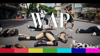 DANCE IN PUBLIC | WAP | Choreography by TLDC from Vietnam
