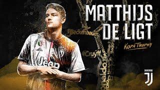 JUVENTUS' MATTHIJS DE LIGT WINS THE FIFA KOPA TROPHY!