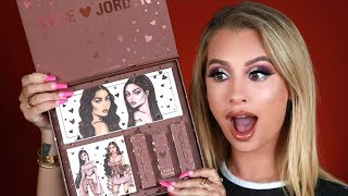 KYLIE COSMETICS X JORDYN COLLAB REVIEW