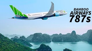BAMBOO AIRWAYS Commits to BOEING 787