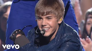 Justin Bieber, Usher - Baby/Never Say Never/OMG ft. Jaden Smith (GRAMMYs on CBS)