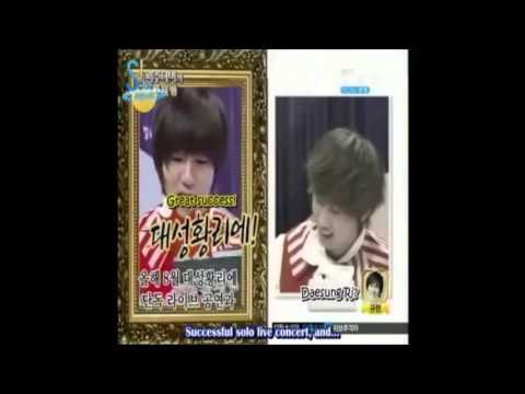 Clumsy Yesung Bullied By Super Junior Members