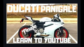 PANIGALE RIDER! And What To Expect In Your First Year On YouTube!