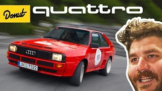 AUDI QUATTRO - Everything You Need to Know | Up to Speed