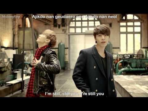 Super Junior's Donghae & Eunhyuk - 아직도 난 (Still You) MV [English Subs & Romanization]
