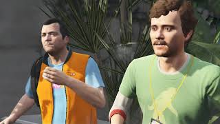 GRAND THEFT AUTO V MISSION #8 FREIND REQUEST [FUTURE GAMERS WALKTHROUGH ]