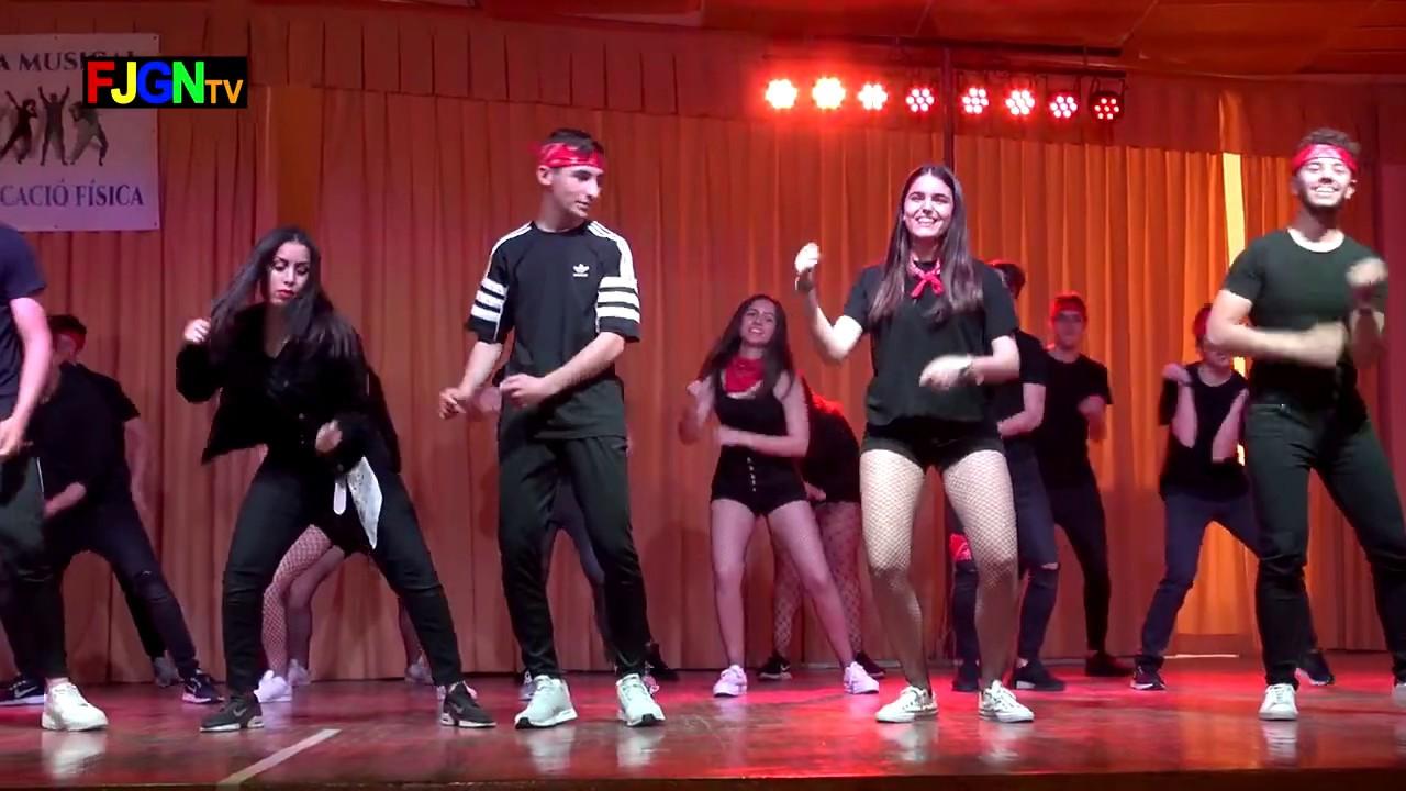 03. Candy Shop - Bailes Educacion Fisica 2019 IES Nules