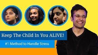 "Sandeep Maheshwari: ""Keep The Child In You ALIVE""   The Words of Genius"