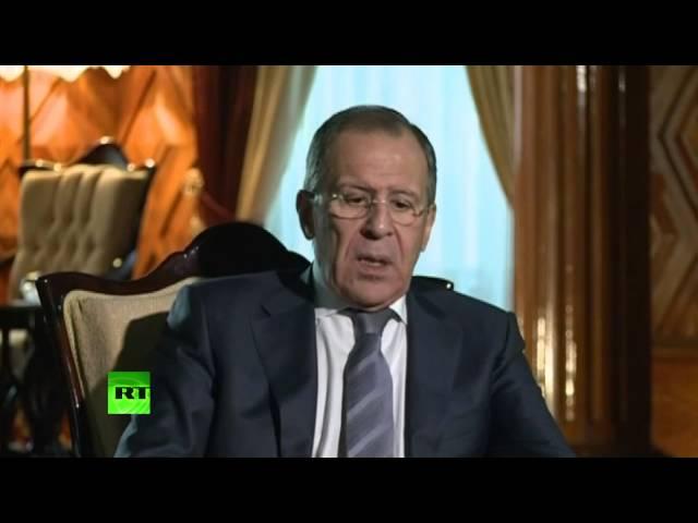 Лавров: У нас будет серьезный разговор с ЕС на тему Украины