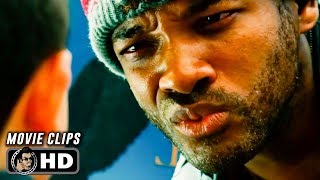 HANCOCK Clips + Trailer (2008) Will Smith