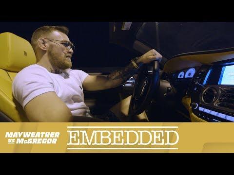 """Mayweather vs McGregor Embedded – odcinek 1: """"Bardzo boję się Conora!"""""""