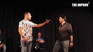 Bangalore Urdu Improv Comedy Scene   THE IMPROV feat. Danish Sait & Saad Khan