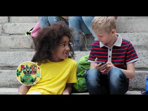 screenshot of youtube video titled Diversity | Growing Up with Smart Cat