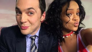 Rihanna & Jim Parsons Moments