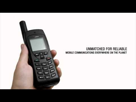 The Iridium 9555 Satellite Phone From SatPhoneCity