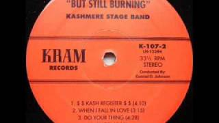 Kashmere Stage Band - $$ Kash Register $$