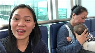 Vlog 310 ll Tạm Biệt Việt Nam Về Lại Mỹ.