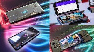 ROG Phone siêu quái vật gaming từ Asus, Oppo Find X huyền thoại trở lại