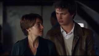 Don't let me go    Hazel & Gus