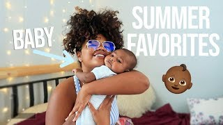 My Summer Favorites (Beauty, Fashion, & My Baby!) | Leah Allyannah