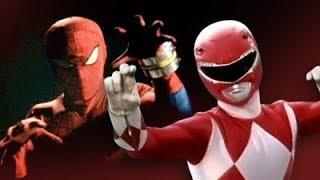 The Japanese Toku Spider-Man!