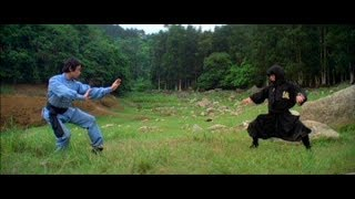 Võ Tàu đấu Với Ninja Nhật Bản ( Kungfu Vs Ninjutsu )