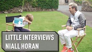 Little Interviews - Niall Horan